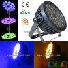 2015 новый продукт 18X15W RGBWA+УФ 6в1 LED PAR лампа для использования вне помещений