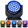 36*15W RGBWA 5in1 with Zoom LED Moving Head Wash Light