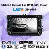 Jugador especial del coche DVD GPS para Volkswagen Skoda (SD-6016)