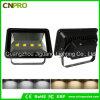 Shell negro 200W FOCO LED AC85-265V IP65 Resistente al agua de las luces al aire libre
