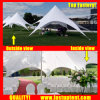 Оптовая торговля ПВХ-тень палатку для использования вне помещений для проведения банкетов диаметром 6 м 30 человек местный гость