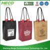 Non promozionale Woven Wine Bag/Gift Wine Bag per Wine (MECO198)