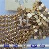 4mm Gold Aluminum Metallic Cloth per Tables/Dresses