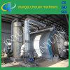 Scarto Tire/Plasitc Recycling a Oil Plant con CE/ISO