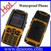 Ztcのトーチおよび赤外線光線(007)が付いている防水携帯電話二重SIMカード
