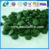 Chlorella 100% de Natrual/tablettes organiques de Spirulina