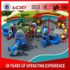 Lnterestingの屋外の娯楽多機能の子供のスライドの運動場