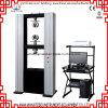 Machine de test de rebond de compactage pour le caoutchouc