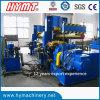 Première machine de roulement de dépliement universelle hydraulique de plaque en acier du rouleau W11S-50X4000