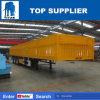 Remorque de camion de nourriture lourde de véhicule de titan à vendre