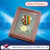 Het Militaire Medaillon van de Medaille van het Leger van de douane met Plastic Doos (lzy00106)