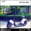 Scooter elétrico novo de 2 rodas em 2016 com jantes de alumínio