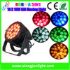 18X15W RGBWA 5in1 Clay Packy LED PAR Can Light