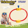 Mini capretti attraenti che imparano i giocattoli di plastica educativi dei giocattoli