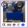 Hydraulischer Schlauch-quetschverbindenmaschinen-/Hose-Bördelmaschine mit schnellen Änderungs-Hilfsmitteln