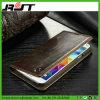 フリップカバー革携帯電話の箱ギャラクシーS7 (RJT-0139)