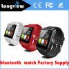 인치 TFT LCD 스크린 128*128 전시 보수계 Bluetooth 1.44  헬스케어를 위한 U8 지능적인 시계