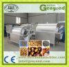 La tuerca de maní tostado máquina La máquina de tostado