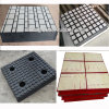 Gummi-oder Polyurethan-keramisches Abnützung-Panel für Bergbau und das Abbauen