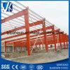 La fabricación de diseño de estructuras de acero para construcción de Hangar almacén taller