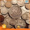 Moneta di rame dell'oggetto d'antiquariato commemorativo unico del metallo di vendita della fabbrica