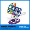 Haltbarer Sicherheits-Plastik schließt Magformers Klugheit-Spielzeug an