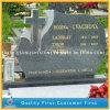 Alta pietra tombale grigia Polished del granito G654 con il prezzo competitivo
