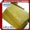 Panneau isolant de panneau de laine de verre de matériau de construction
