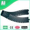 Substituer la première chaîne de convoyeur industrielle en plastique à chaînes de solides solubles (Hairise1050)