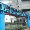 HochleistungsüberlandröhrenBandförderer-System des riemen-Conveyor/Pipe