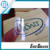 Transparent su ordinazione Stickers per Packing