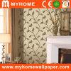 Papel puro / metálico / no tejido / papel de pared de vinilo de PVC con bajo precio