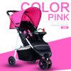2016 neuer Design Foldable Baby Spaziergänger mit En1888 in Pink