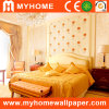 PVC Project Wall Paper para Decoration