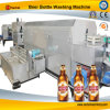 Автоматическая бутылка пива рециркулирует моющее машинау