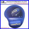 Gel de silicone de alta qualidade com o punho Mouse pad de repouso (EP-M8134)