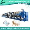 Équipement semi-automatique de production de couches pour bébés avec CE (YNK300)