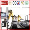 PU-Dichtung-Schaumgummi Sechs-Mittellinie Roboter für BMW das Dichten