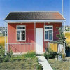 経済的で、鉄骨構造のポータブルの家をインストールすること容易