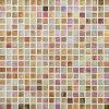 金のモザイク壁のタイル、ガラスモザイク、大理石のモザイク