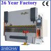 Cybelec DNC600 또는 DNC800 CNC를 가진 상해 보하이 26 Year Factory CNC Press Brake Control