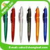 Stylo de boule en plastique de logo multicolore promotionnel d'impression (SLF-PP038)