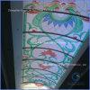 PVC/Metal/Composite Polymer/PE Transparent/Opal/White/Blue/Green/Lake Blue/Bronze 좋은 폴리탄산염 위원회