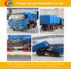 De Vuilnisauto Roll van Hook Lift van Dongfeng 4X2 van Truck