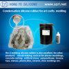 Moule à silicone RTV (liquide) pour moulage en plâtre
