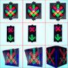 Semaforo personalizzato di formato di prezzi di fabbrica con la croce rossa & la freccia verde