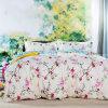 ホーム織物の贅沢なデザインによって印刷される綿のシーツ