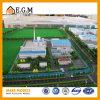 De Model/Industriële en van de Workshop Modellen van de chemische Bouw van de Industrie/de Modellen van de Tentoonstelling