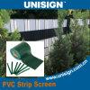 庭FenceのためのPVC Strip Screen