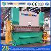 We67k CNC de Hydraulische Rem van de Pers van het Blad van het Metaal